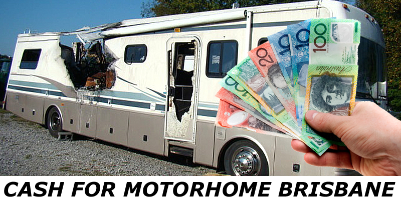 Cash for Motorhome Brisbane