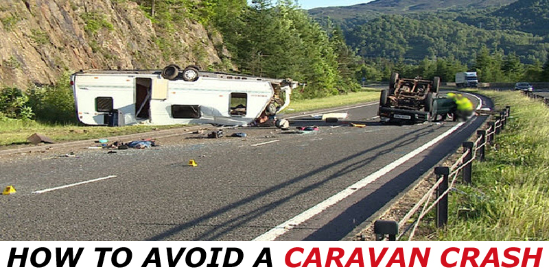 How to Avoid a Caravan Crash