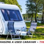 Tips for Purchasing a Used Caravan – The Handy Guide